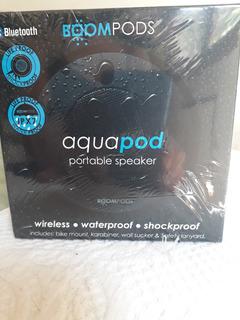 Parlante Boompods Aquapods Resistente Al Agua Sinuso