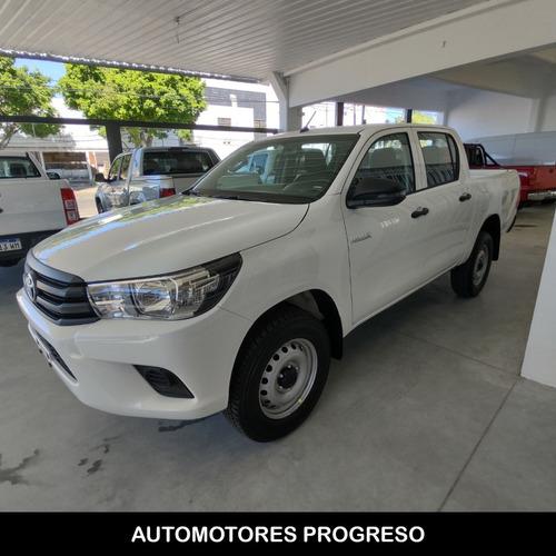 Toyota Hilux 2.4 Cd Dx 150cv 4x2