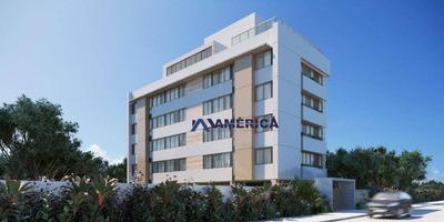 Apartamento Com 2 Dormitórios À Venda, 57 M² Por R$ 245.000 - Intermares - Cabedelo/pb - Ap0274