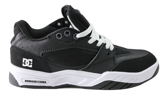 Tênis Dc Shoes Maswell Preto