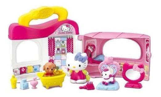Salão De Beleza Hello Kitty
