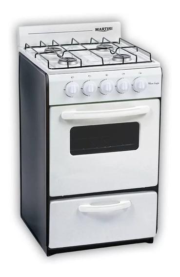 Cocina Martiri New Lujo 51cm Gas Natural