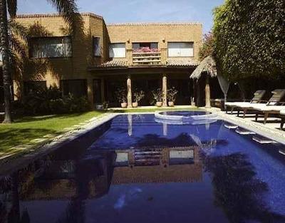 Casa En Venta Fraccionamiento Sumiya Cuernavaca Morelos