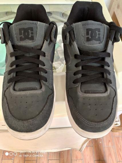 Zapatillas Dc Shoes Talla 40 De Segunda Mano.