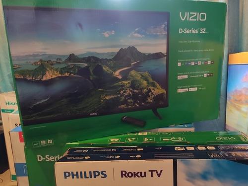 Tv Telévisor Smart Tv 32 Pg Vizio Nuevo