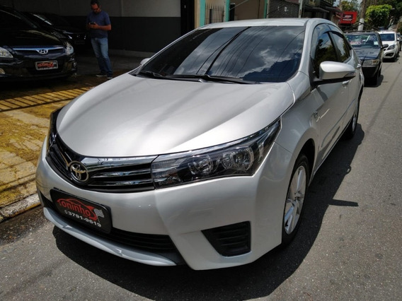 Toyota Corolla Gli 1.8 Multidrive 2014/15