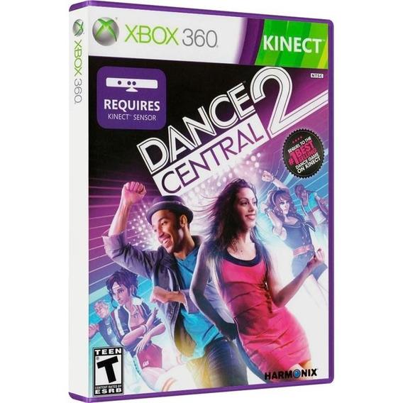 Dance Central 2 P/ Kinect - Midia Fisica Lacrado - Xbox 360