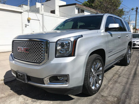 Gmc Yukon 6.2 Denali 8 Vel Awd At Factura Original