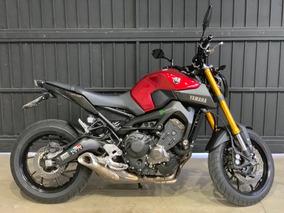 Yamaha Mt 09 2017 Vermelha