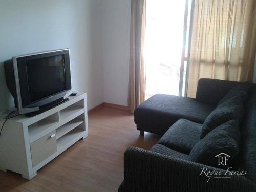 Imagem 1 de 7 de Apartamento Com 2 Dormitórios À Venda, 50 M² Por R$ 320.000,00 - Jaguaré - São Paulo/sp - Ap3278