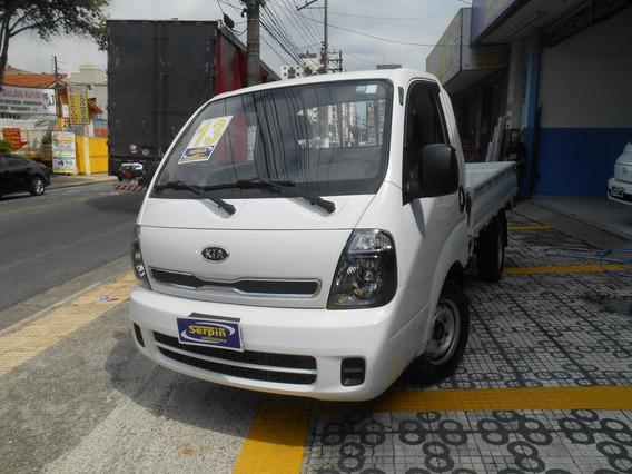Kia Bongo K-2500 Carroceria 2013 - Serpin Utilitários