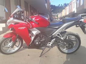 Moto Deportiva Honda Cbr 250r Roja