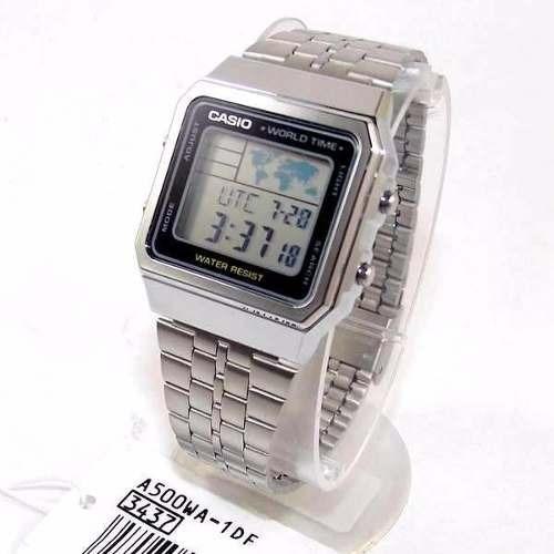 Relógio Casio Vintage Unissex A500wa-1df