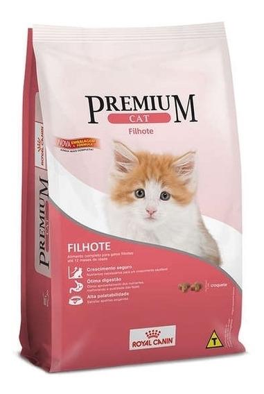 Ração Royal Canin Cat Premium Witten Gatos Filhotes 10kg