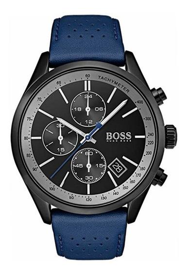 Relógio Masculino Hugo Boss Grand Prix 1513563 Completo