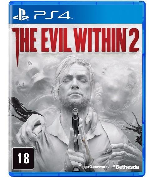 The Evil Within 2 (mídia Física 100% Pt-br) - Ps4