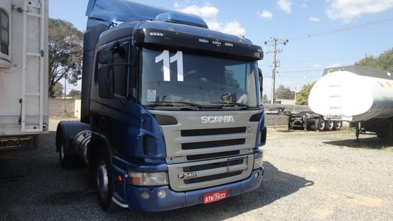 Scania P340 4x2 2011