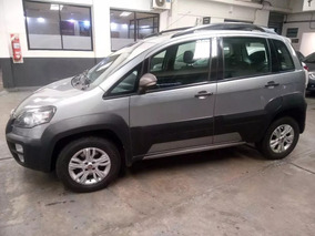 Fiat Idea Adventure 1.6 16v Anticipo 130.000 Gz