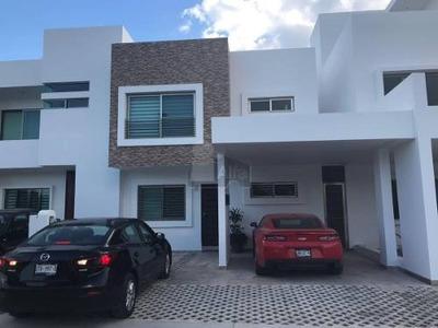 Casa En Renta, Residencial Aqua, Cancún, Quintana Roo
