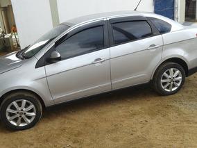 Fiat Grand Siena 1.4 Attractive Flex 4p 2012