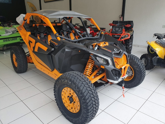 Utv Can-am X3 Xrc Turbo 195hp 2020 A Pronta Entrega