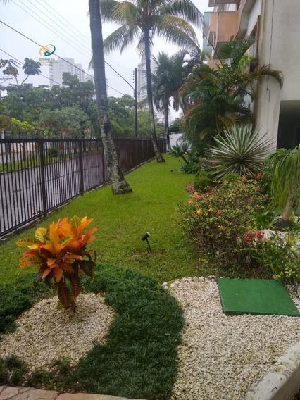 Apartamento A Venda No Bairro Enseada Em Guarujá - Sp. - 446-1