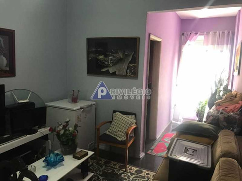 Imagem 1 de 15 de Apartamento À Venda, 2 Quartos, Botafogo - Rio De Janeiro/rj - 16791