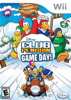 Club Penguin ¡dia Del Juego