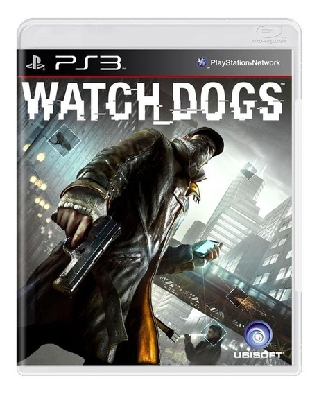 Jogo Ps3 Watch Dogs