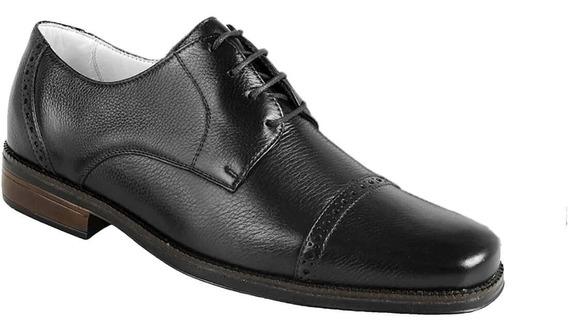 Sapato Social Masculino Sandro Moscoloni Gibbs Preto