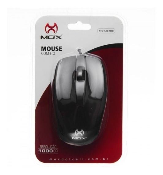 Novo Mouse Mox Mo-me100