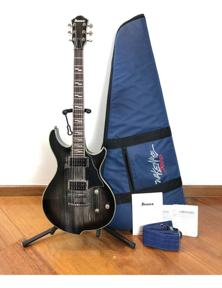 Guitarra Ibanez Dn 520 K, Regulada Em Luthier, Impecável!