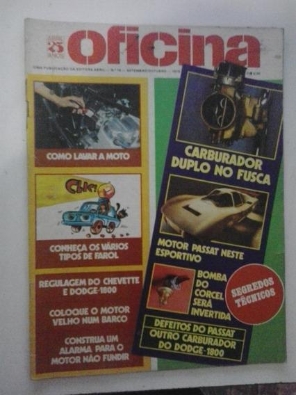 Revista Oficina N° 19 Set/out 1975 - Frete Grátis