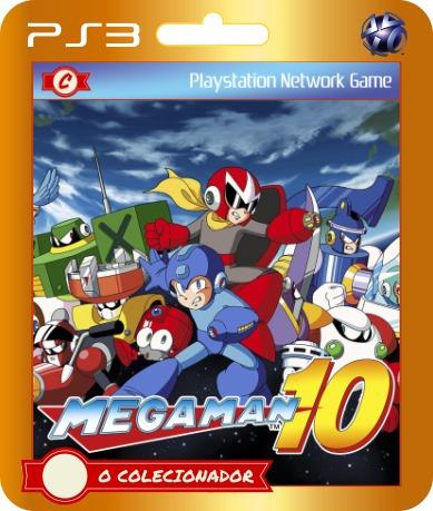 Mega Man 10 Complete Edition (ps3) - Envio Rápido!