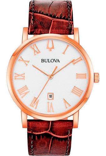 Relógio Bulova Masculino Clipper 97b184