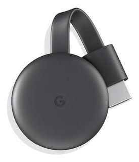 Google Chromecast 3 Negro