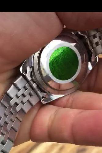 Imagem 1 de 5 de Relógio Rolex Prata Com Dourado
