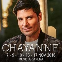 Entrada Chayanne 2019 - Primeras Filas