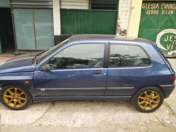 Renault Clio 1.6 Rl 1999 Permuto Por Auto O Moto