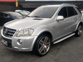 Mercedes-benz Ml 63 Amg 4x4 6.2 V-8 4p 2009
