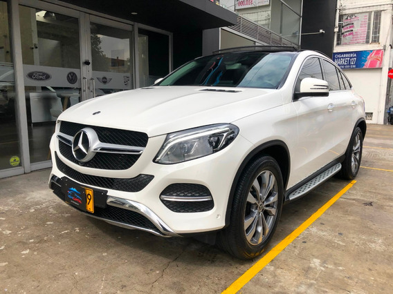 Mercedes Benz Gle 350 D Coupe 4matic