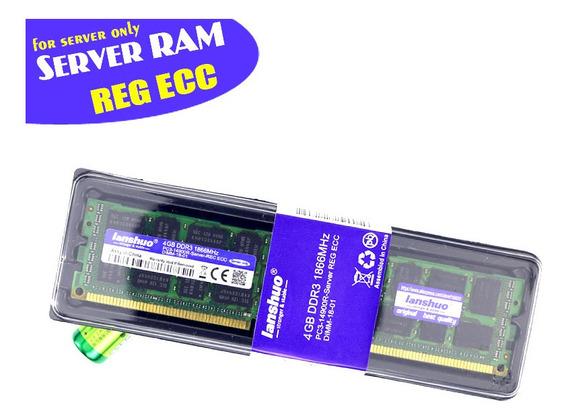 Ddr3 Server Memória Ram 1600 Mhz 8 Gb Reg Ecc Dimm-18-01