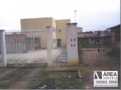 Apartamento Com 2 Dormitórios À Venda Por R$ 94.768,22 - Campina Da Barra - Araucária/pr - Ap0690