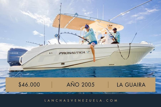 Lancha Pronautica Grand Slam 33 Lv705