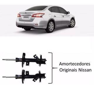 Kit Amortecedor Dianteiro Nissan Sentra 2014 2015 2016