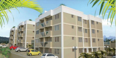 Apartamento Residencial À Venda, Baixo Grande, Spa - Av204