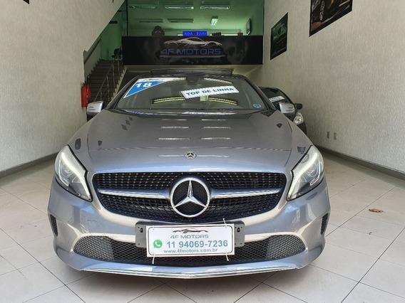 Mercedes-benz A 200 1.6 Cgi 7g-dct