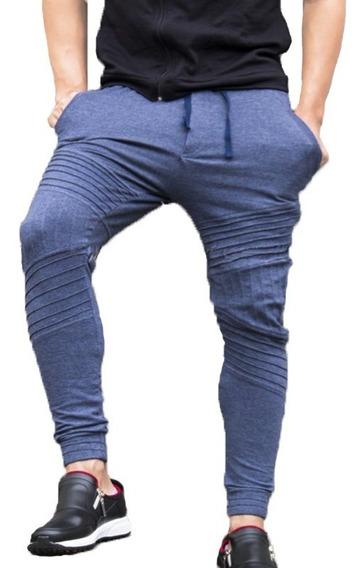 Sudadera Pantalon Jogger Sonima Azul Original Maxi®