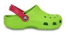 Crocs Classic Adulto Volt Green/raspberry Envio Pais T42
