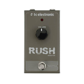 Pedal Para Guitarra Rush Booster - Tc Electronic